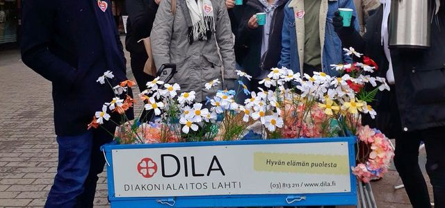 Diakonialaitos Lahti